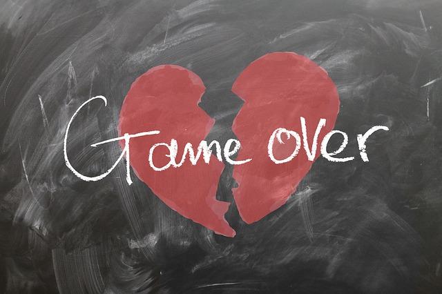 Game over. Quelle: Gerd Altmann auf Pixabay