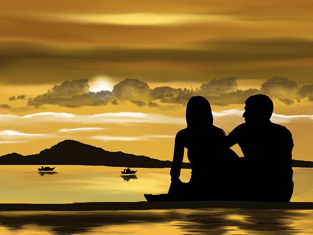 Das Paar-Ritual kann der Beziehung gut tun.  Quelle: Bingo Naranjo auf Pixabay